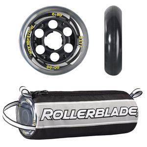 Rollerblade 80mm Inline Skate Wheel 8-Pack