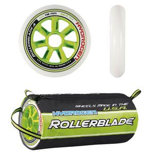 Rollerblade Hydrogen 110mm Inline Skate Wheel 8-Pack