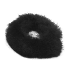 Peter Glenn Fox Fur Headband (Women's)