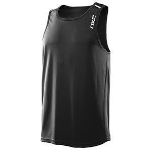 Image of 2XU Tech Singlet Sleeveless Running Shirt (Men's)