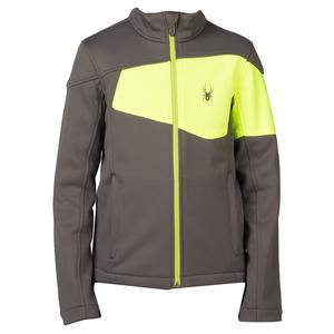 Spyder Acceler Fleece Mid-Layer Jacket (Boys')
