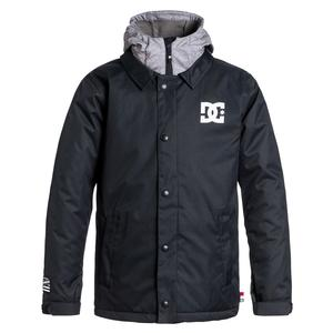 DC Cash Only Insulated Snowboard Jacket (Boys')