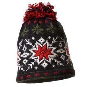 Sweet Turns Snowflake Pom Hat (Women's)