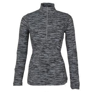 Sno Skins Space Dye Sport Zip T (Women's)