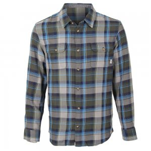 Vans Elm Long Sleeve Shirt (Men's)