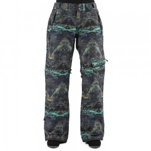Liquid Kaleidoscope Insulated Snowboard Pant (Women's)