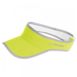 Brooks Bolt Visor Night Life Hat