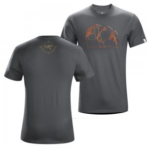 Arc'teryx 3 Peaks Short Sleeve Crew Shirt (Men's)