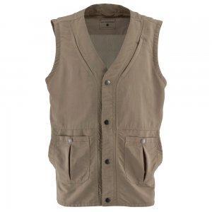 White Sierra Traveler Vest (Men's)