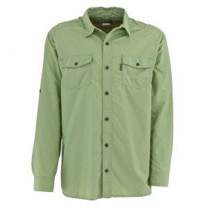 White Sierra Bug Free Sanibel Long Sleeve Shirt (Men's)