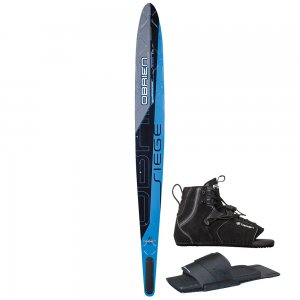 "O'Brien 67.5"" Siege Slalom Waterski with Force Boot and Rear Toe Piece (Men's)"