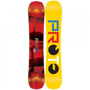 Never Summer Mini Proto Snowboard (Kids')