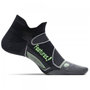 Feetures! Elite Light Cushion No Show Tab Running Socks (Men's)
