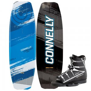 Connelly Circuit 143 Wakeboard Package with Optima Boots (Men's)