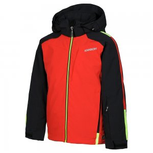 Karbon Axle Insulated Ski Jacket (Boys')