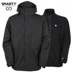 686 Smarty Form 3-in-1 Snowboard Jacket (Men's)