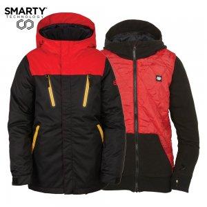 686 Smarty Merge Insulated Snowboard Jacket (Boys')