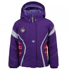 Obermeyer Aria Insulated Ski Jacket (Little Girls')