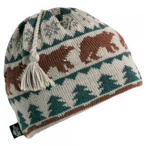 Turtle Fur Bearly Tassle Hat (Adults')