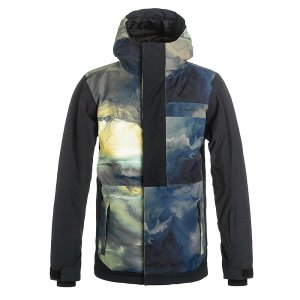 Quiksilver Ambition Insulated Snowboard Jacket (Boys')
