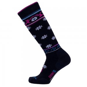 Point6 Medium Flourish Sock (Women's)