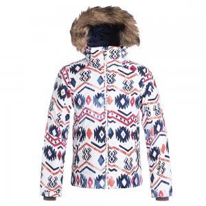 Roxy American Pie Insulated Snowboard Jacket (Girls')