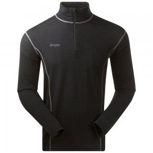Bergans of Norway Akeleie Half Zip Baselayer Top (Men's)