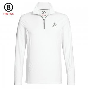 Bogner Fire + Ice Berto2 Half Zip Fleece Mid-Layer (Men's)