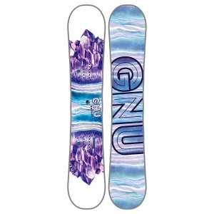 Gnu B-Nice Asym Snowboard (Women's)