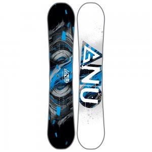 Gnu Asym Carbon Credit Wide Snowboard (Men's)