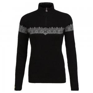 Meister Violet Half Zip Sweater (Women's)