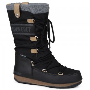 Moon Boot by Tecnica Monaco Felt Boot (Women's)