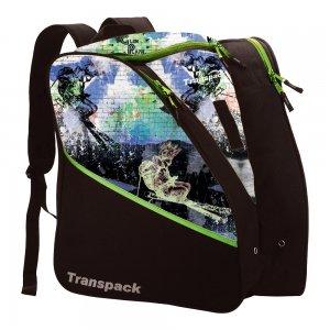 Transpack Edge Printed Ski Boot Bag