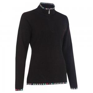 Neve Designs Anne Half Zip Sweater (Women's)