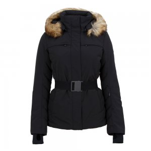 Fera Bella Faux Fur Insulated Ski Parka (Women's)