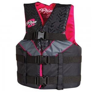 O'Brien 3 Belt Adjustable Sport Life Jacket (Women's)