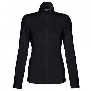 Poivre Blanc Full-Zip Stretch Fleece Jacket (Women's)