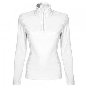 Poivre Blanc Polar Half Zip Fleece Mid-Layer (Women's)