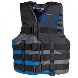O'Brien 4 Belt Adjustable Sport Life Jacket (Men's)