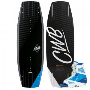 CWB Mode 136 Wakeboard with Draft Boots (Men's)