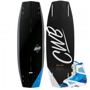 Image of CWB Mode 141 Wakeboard with Draft Boots (Men's)