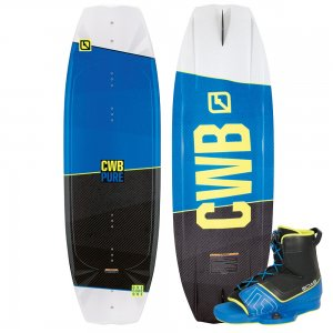 CWB Pure 141 Wakeboard with Venza Boots (Men's)