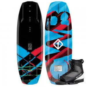 CWB Surge 125 Wakeboard with Optima Boots (Kids')