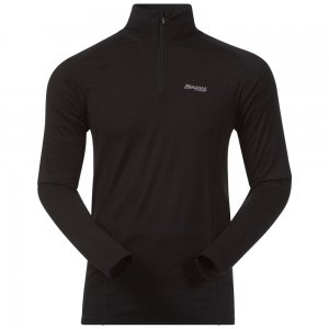 Bergans of Norway Fjellrapp Half Zip Baselayer Top (Men's)