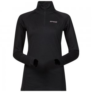 Bergans of Norway Fjellrapp Half Zip Baselayer Top (Women's)
