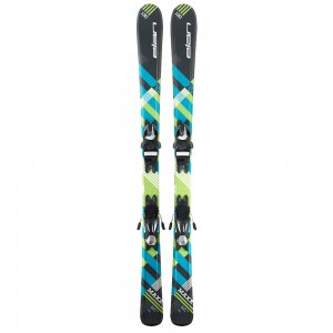 Elan Maxx Junior Ski System with Elan EL 4.5 Shift Bindings (Girls')