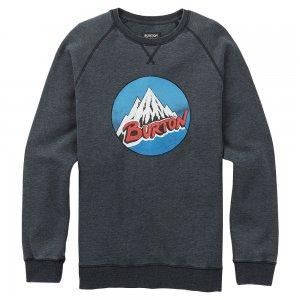 Burton Retro Mountain Crew Sweatshirt (Men's)