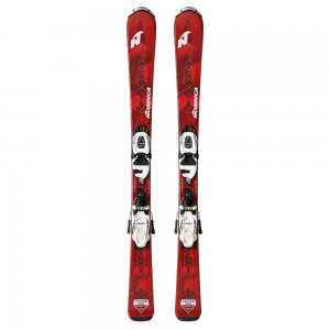 Nordica Navigator Team Skis with 7.0 FDT Bindings (Kids')