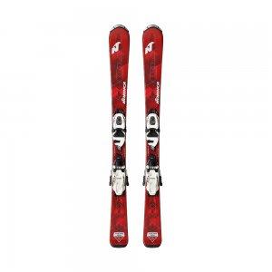 Nordica Navigator Team Skis with 4.5 FDT Bindings (Kids')