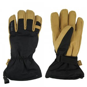 Treviso Leather Ski Gloves (Men's)